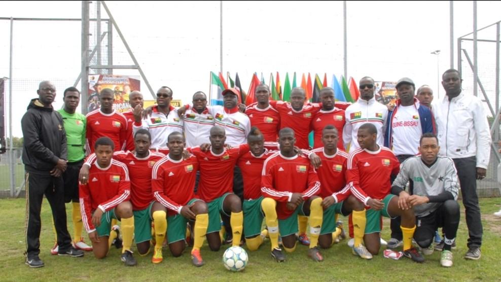 Bisau Gvinėjos nacionalinė futbolo rinktinė