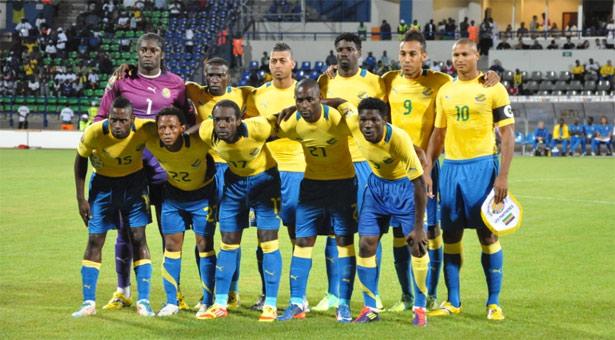 Gabono nacionalinė futbolo rinktinė