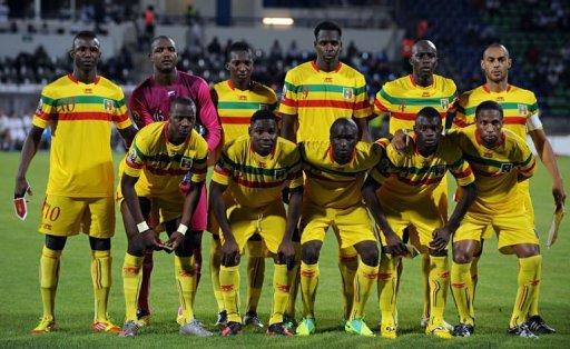 Malio nacionalinė futbolo rinktinė