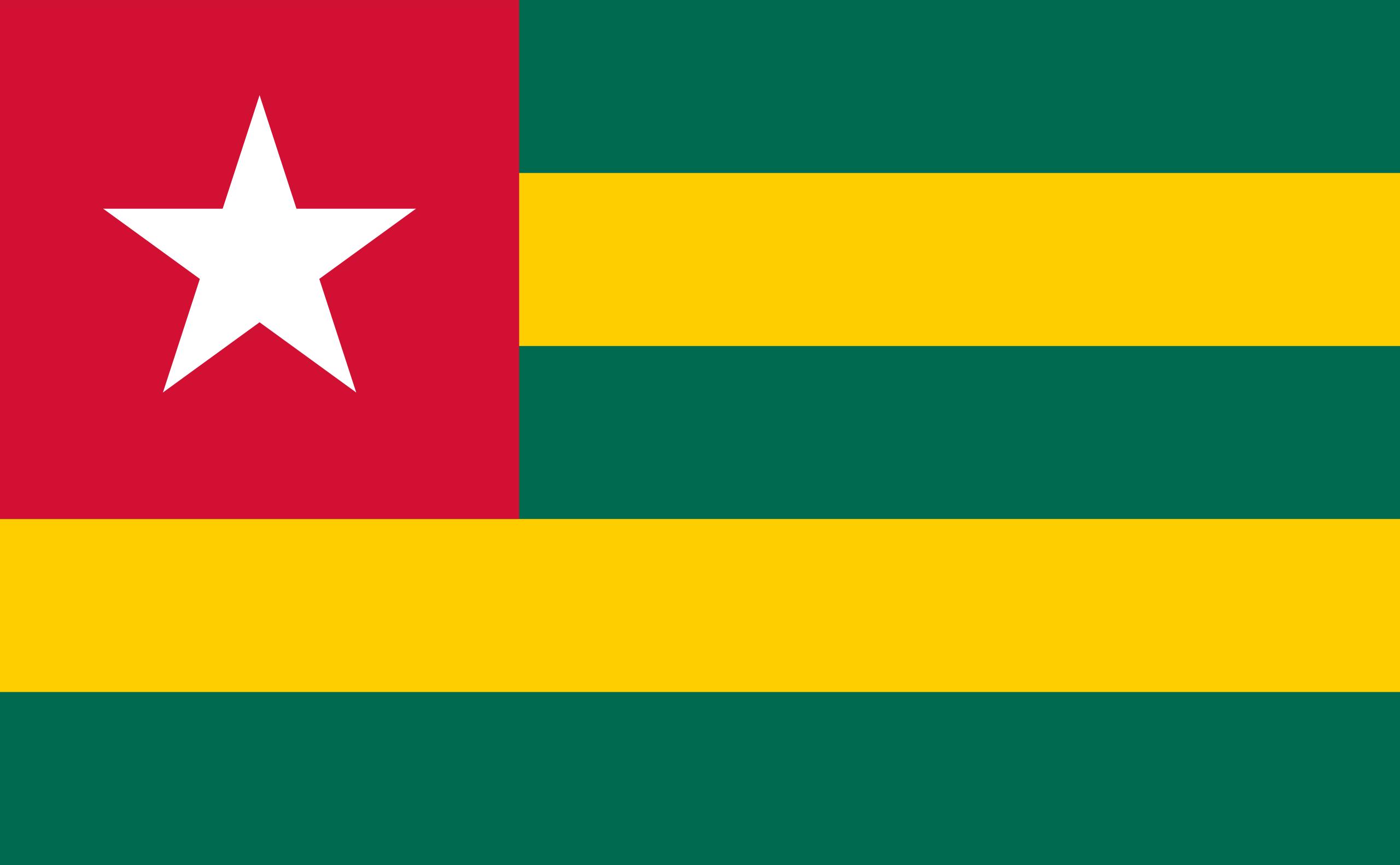 Togo veliava