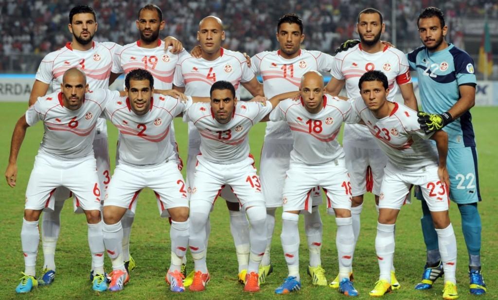 Tuniso nacionalinė futbolo rinktinė