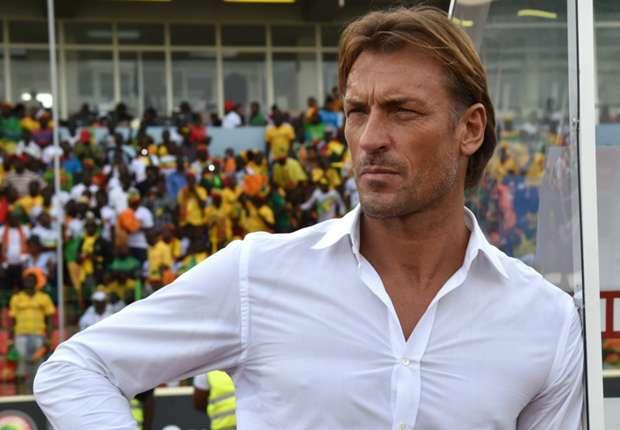 Maroko vyrų futbolo rinktinės treneris – Hervé Renard