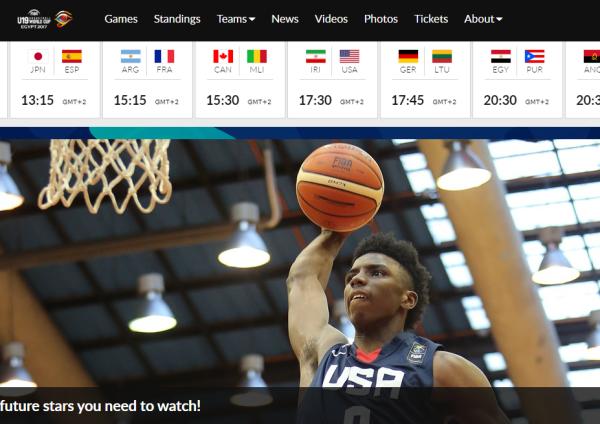 Pasaulio U19 krepšinio čempionato apžvalga - komandų pajėgumo reitingas