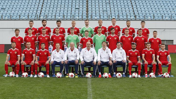 Rusijos nacionalinė futbolo rinktinė