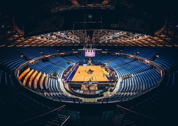 Krepšinio arena