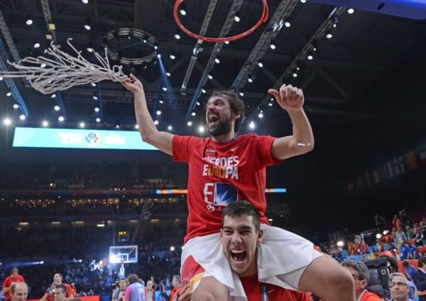 Ispanija EuroBasket 2015