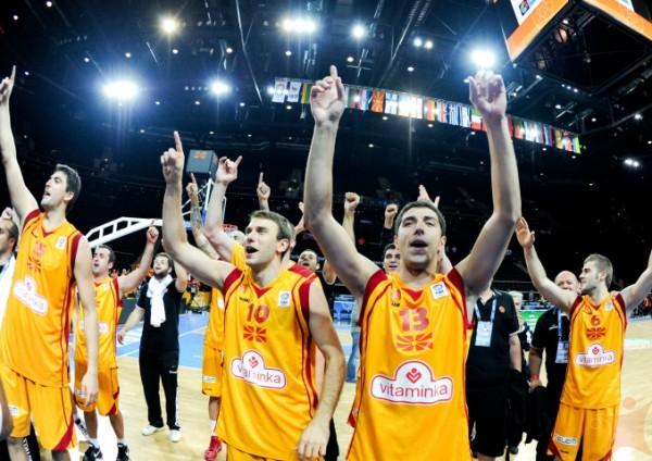 Makedonija - Lietuva