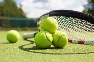 tenisas gyvai berankis