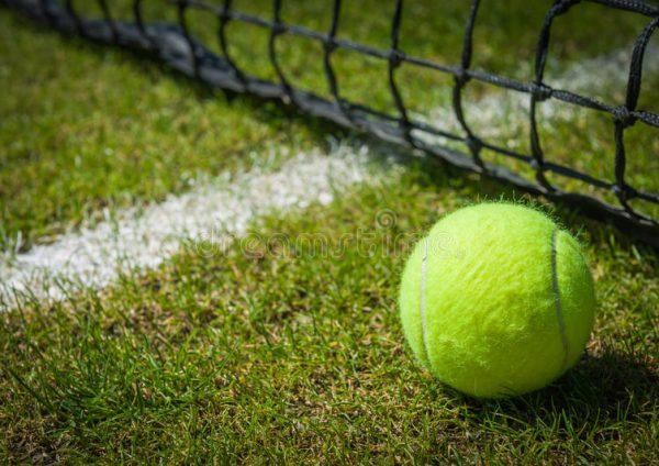 tenisas gyvai
