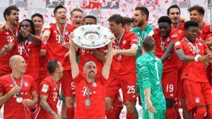 vokietijos futbolo lyga