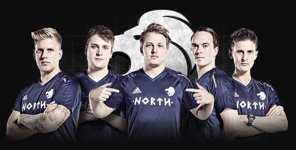 north komanda