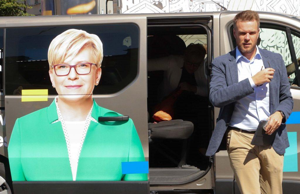 seimo rinkimai 2020 2016 lazybos statymai partijos