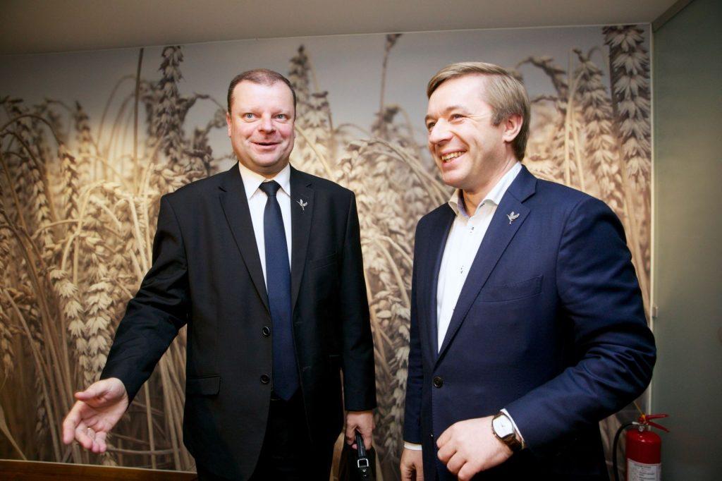 lietuvos valstiečių ir žaliųjų sąjunga lvžs partija
