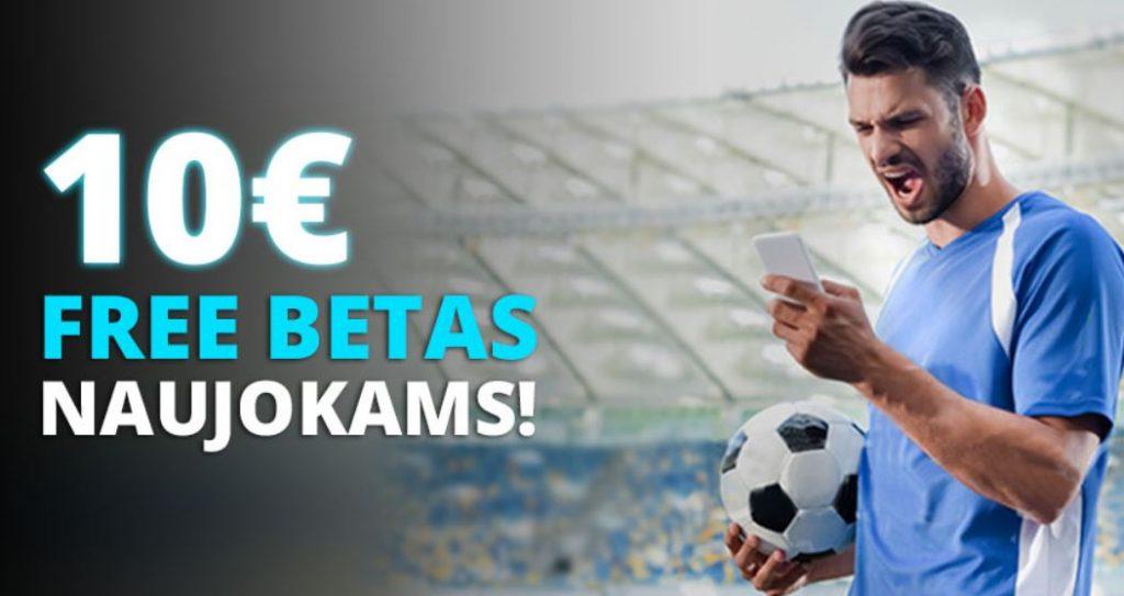 10 free bet uniclub atsiliepimai