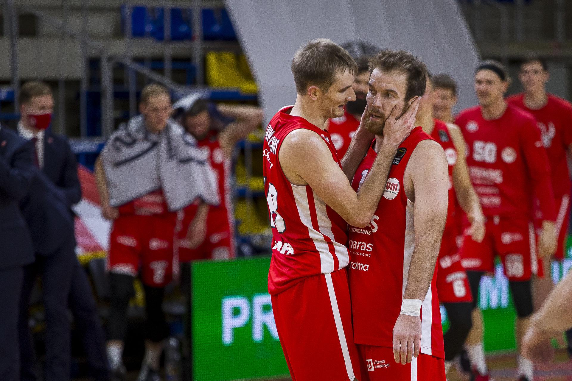 Vaidas Kariniauskas ir Martynas Gecevicius