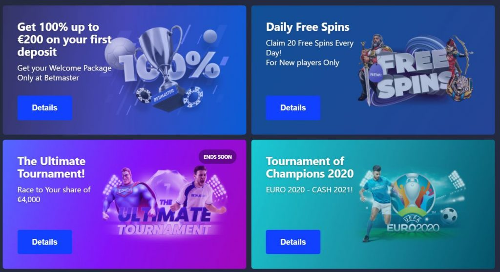 betmaster premijos futbolo cempionatas 2021