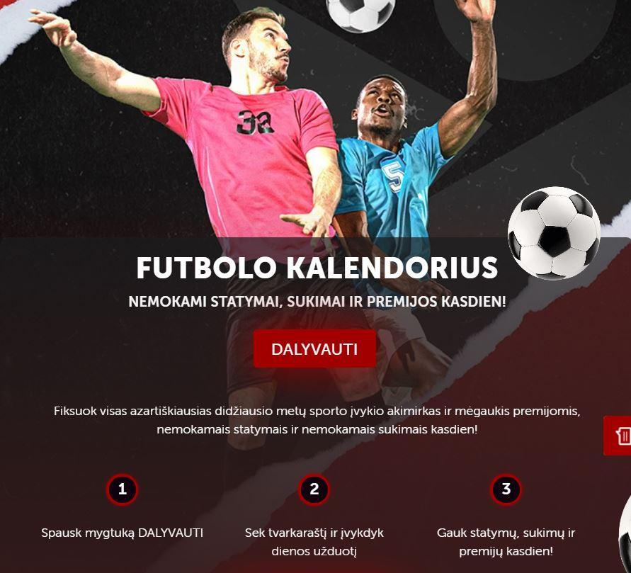 betsafe futbolo kalendorius