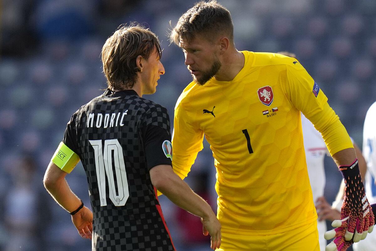 kroatija modricius europos futbolo cempionatas
