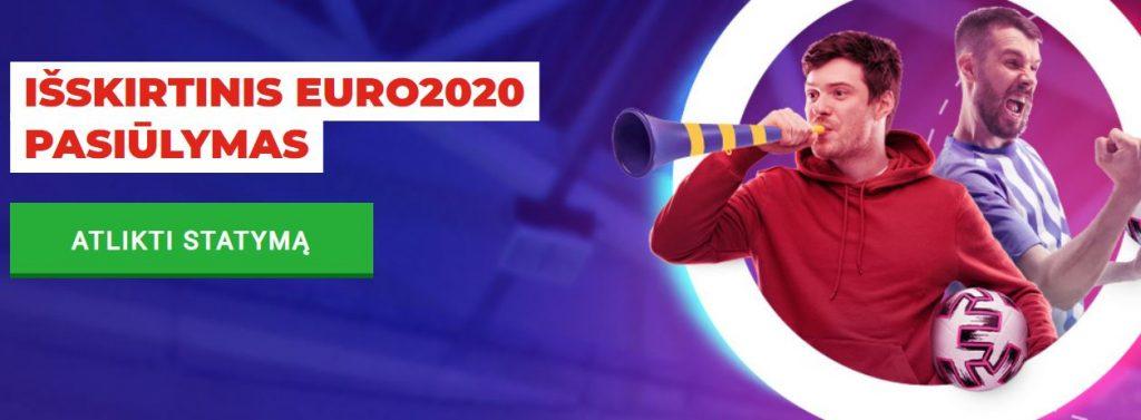 optibet iskirtinis euro2020 pasiulymas